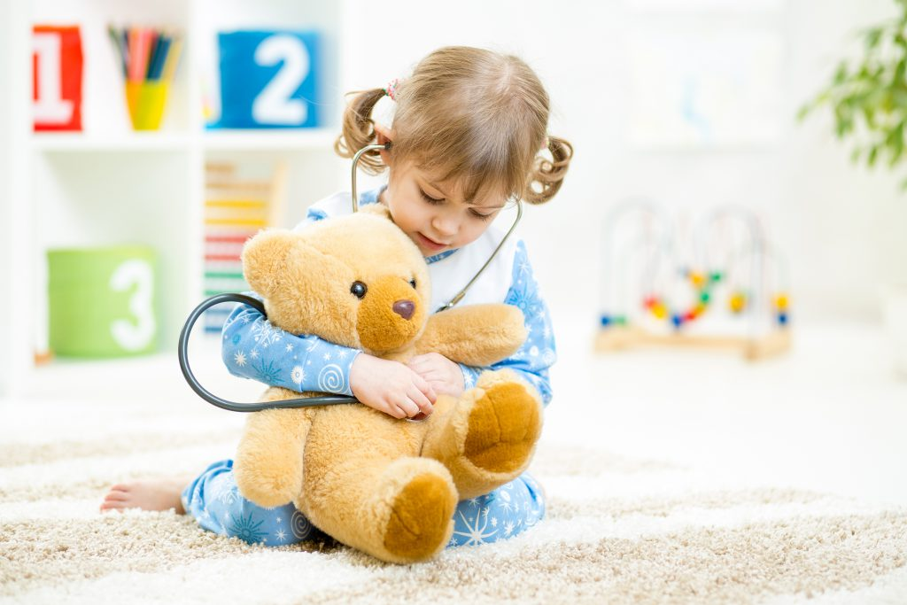 How should we be cleaning carpets in medical facilities to reduce the spread of infection?