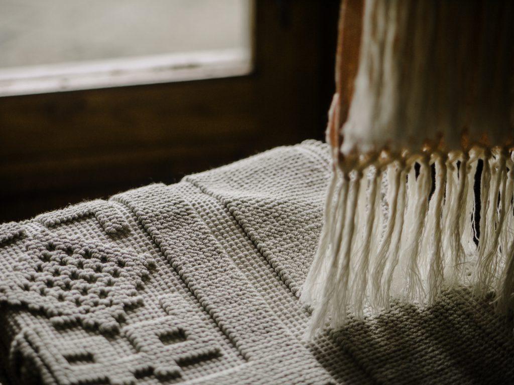 Actichem Cleaning Oriental Rug Fringes