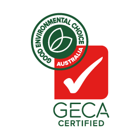 GECA Certified logo png