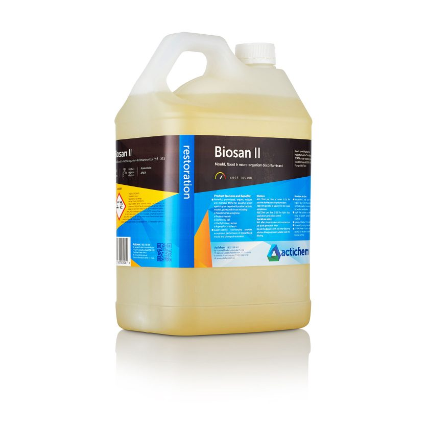 Biosan II Hospital Grade Disinfectant