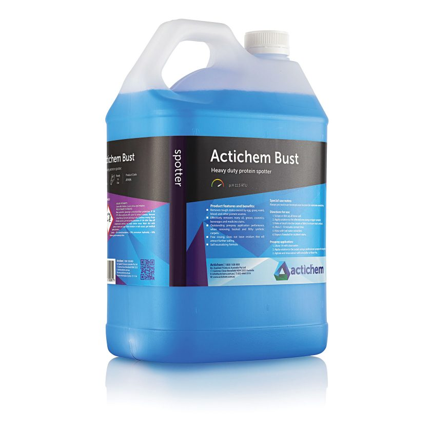 Actichem Bust heavy duty protein stain remover