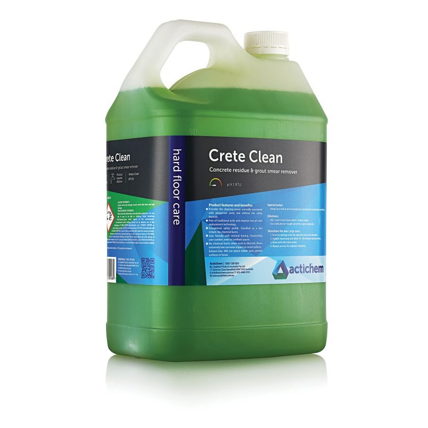 crete clean