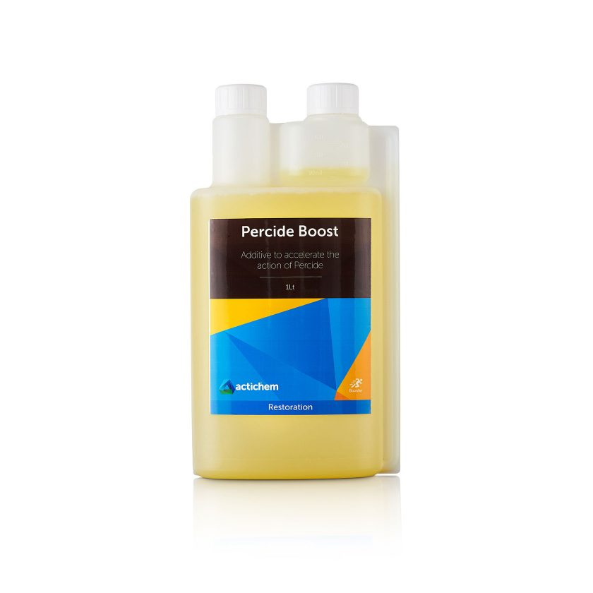 Booster & Peroxide activator for Percide