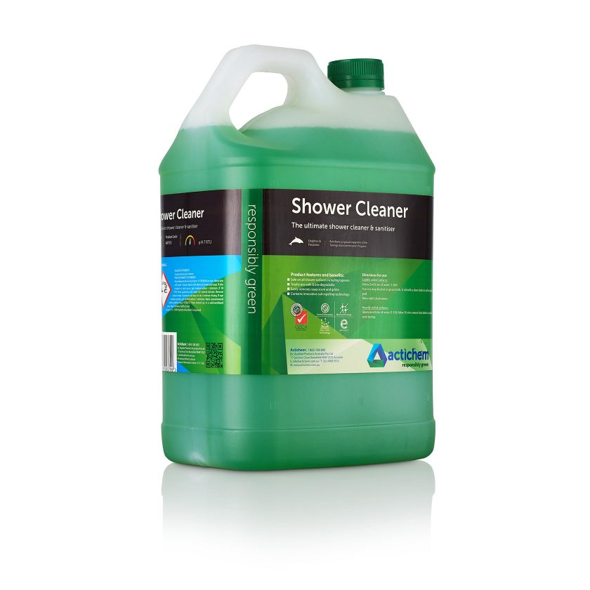 Responsibly Green Shower cleaner