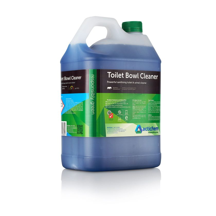 Responsibly Green Toilet bowl cleaner in 5lt