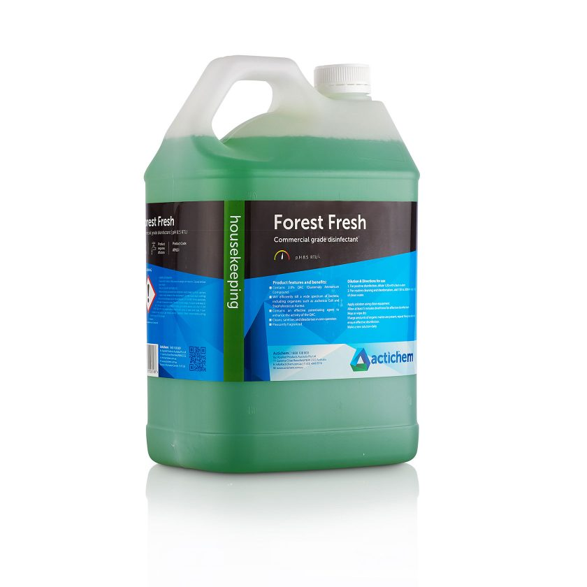 Actichem Forest Fresh disinfectant