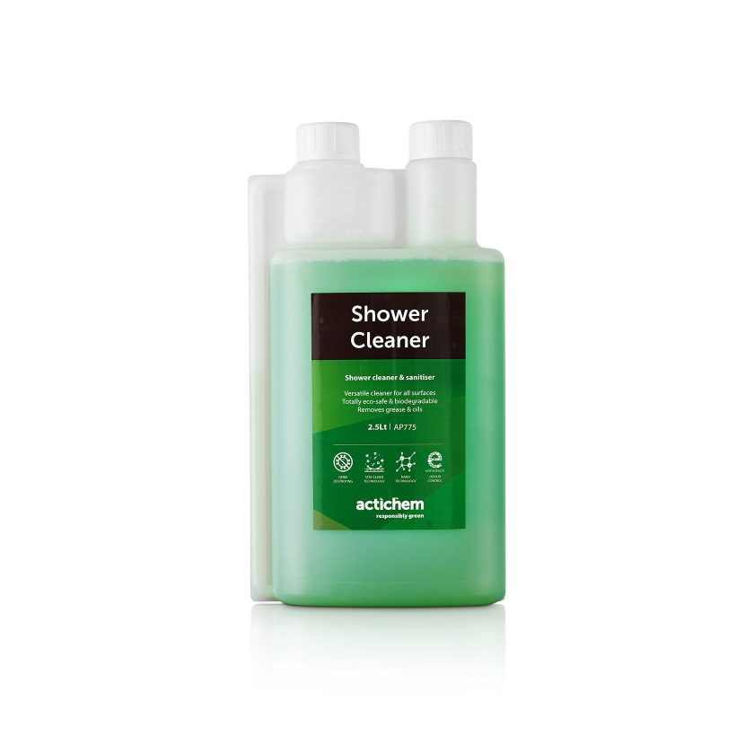 Actichem Shower Cleaner Responsibly Green